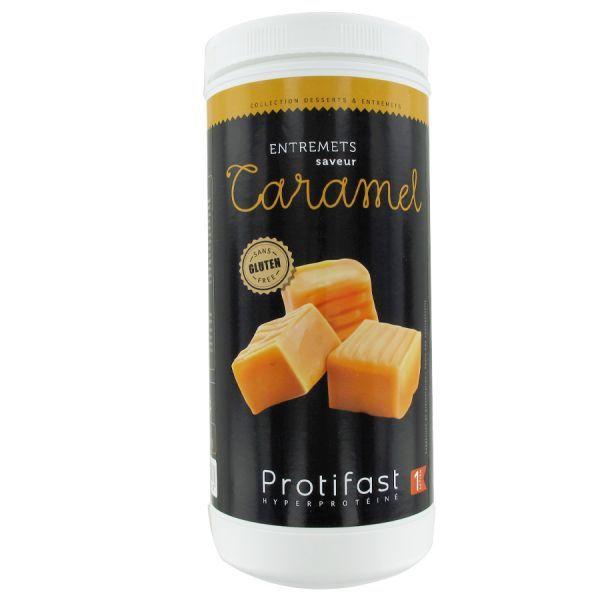 Entremets Caramel Pot Economique 500g moins cher| Protifast
