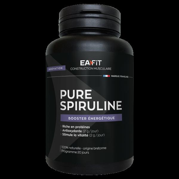 Pure Spiruline Eafit 50 comprimés