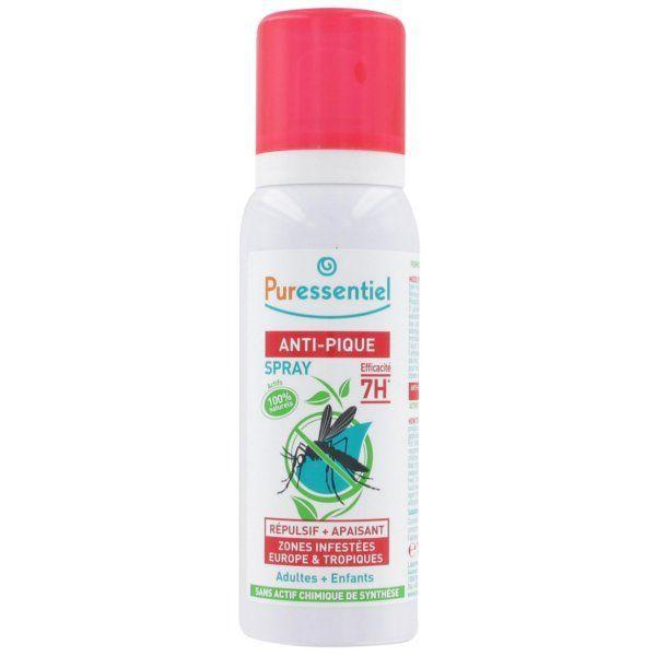 Anti-Pique Spray Repulsif et Apaisant 75ml  moins cher| Puressentiel