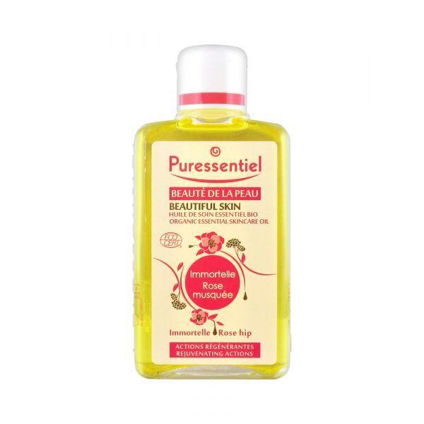 Achetez l'huile de soin Bio de Puressentiel pour la peau
