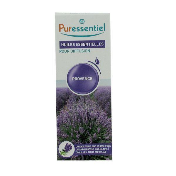 Provence Diffusion 30ml  au meilleur prix  Puressentiel