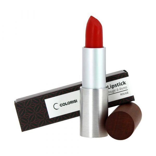 Rouge à Lèvres 01 Rouge Mat Couvrant  au meilleur prix| Colorisi