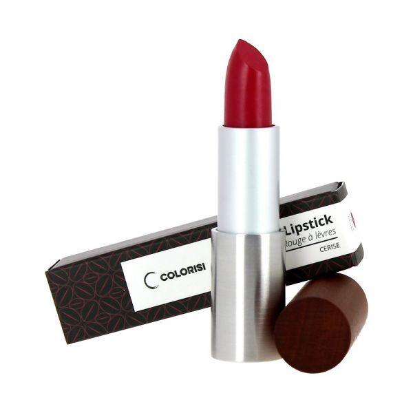Rouge à Lèvres 04 Cerise Mat Couvrant à prix discount  Colorisi
