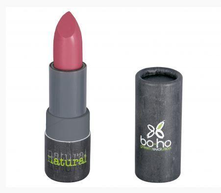 Rouge à lèvres mat transparent Capucine 304 à prix discount| Boho