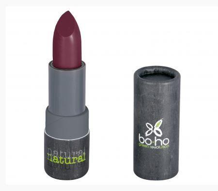 Rouge à lèvres mat transparent Grenat 305 à prix bas| Boho