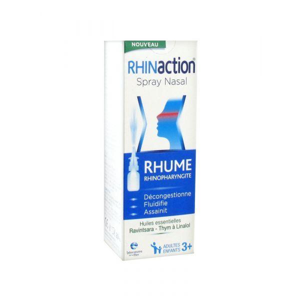 Achetez Rhinaction spray nasal 20ml moins cher