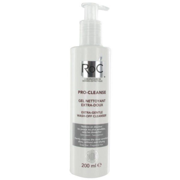 Pro-Cleanse Gel nettoyant extra-doux 200ml moins cher| RoC