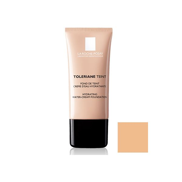 Tolériane  Fond de teint Crème D'eau Hydratante Ivoire 01 à prix bas| La Roche Posay