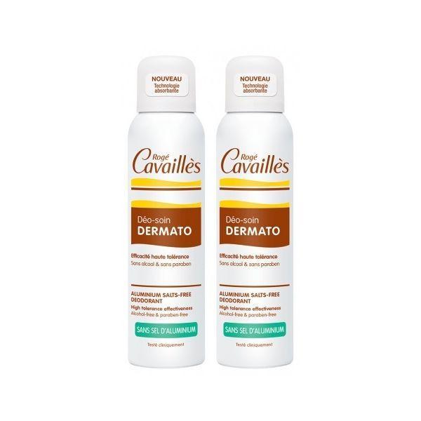 Déo-Soin Dermato Spray 2x150ml au meilleur prix| Rogé Cavaillès