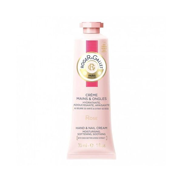 Rose Crème Mains 30ml à prix discount| Roger&Gallet