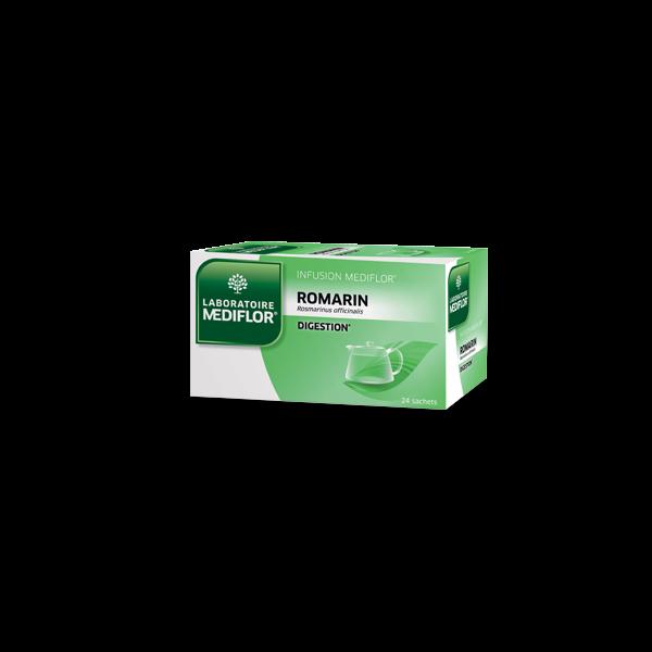Romarin Infusion 24 sachets à prix discount| Médiflor