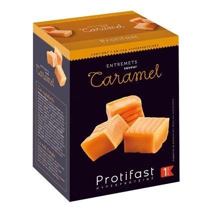 Entremets Caramel 7 Sachets au meilleur prix| Protifast