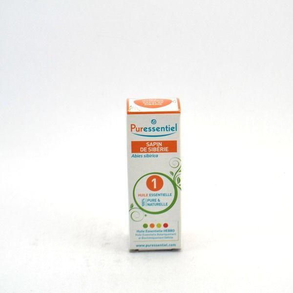 Huile Essentielle Bio Sapin de Sibérie 10ml  moins cher| Puressentiel