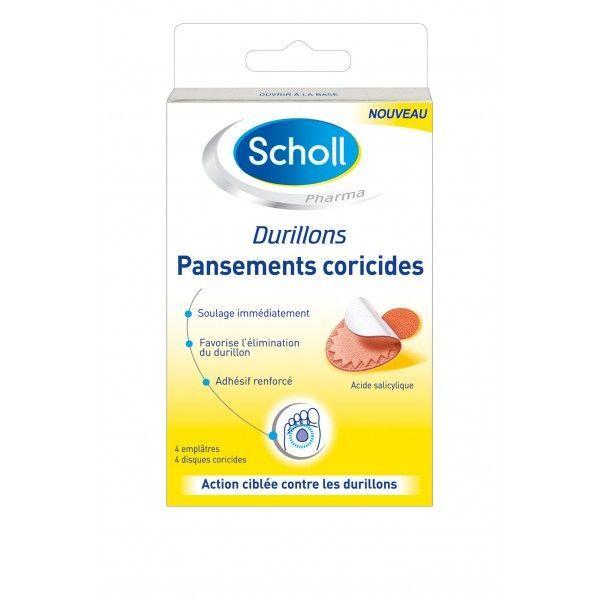 Pansements Coricides pour Durillons à prix bas| Scholl