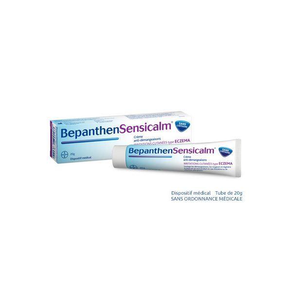 Achetez Bepanthen Sensicalm 20g moins cher
