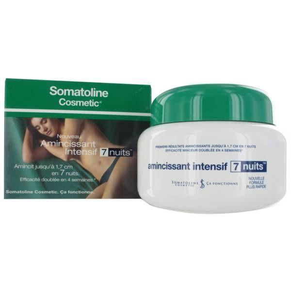 Amincissant Intensifs 7 nuits 400ml à prix discount| Somatoline