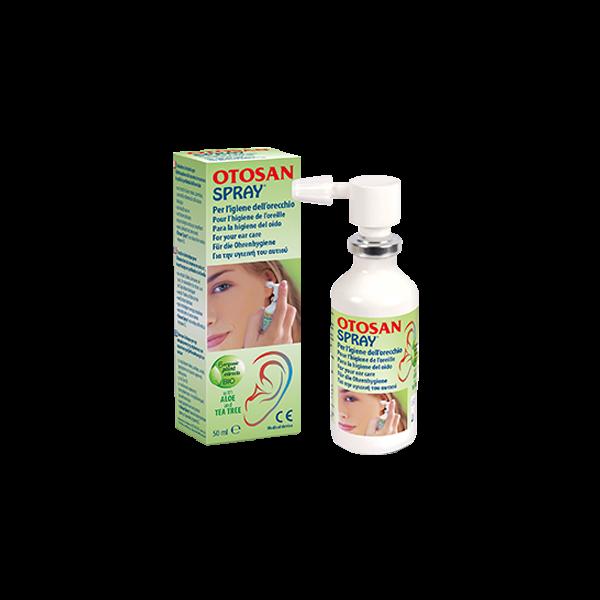 Spray Auriculaire à l'aloe vera