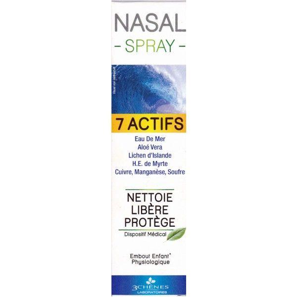 Spray Nasal 50ml à prix discount  Les 3 Chênes