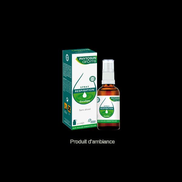 Spray Respiration Sans Alcool 30ml au meilleur prix| Phytosun