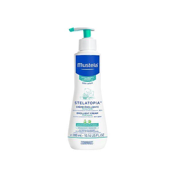 Stelatopia Crème Emolliente 300ml à prix discount  Mustela