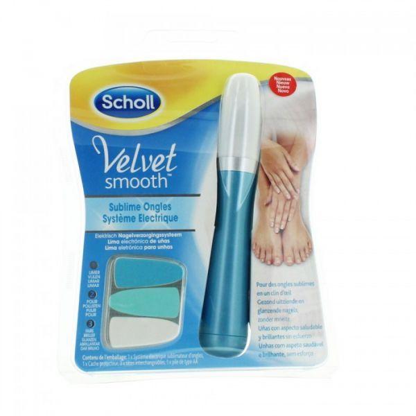 Velvet Smooth Sublime Ongles Electrique  au meilleur prix| Scholl