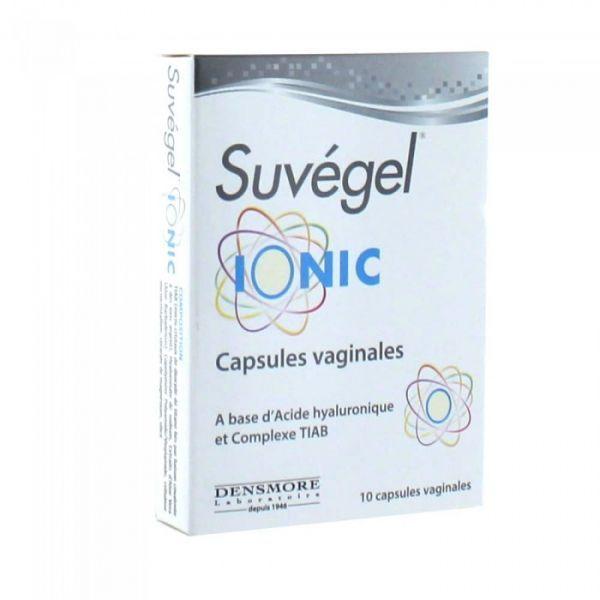 Suvégel Ionique Capsules Vaginales X10 au meilleur prix  Densmore