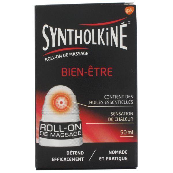 iné Roll-On de massage au meilleur prix| Synthol