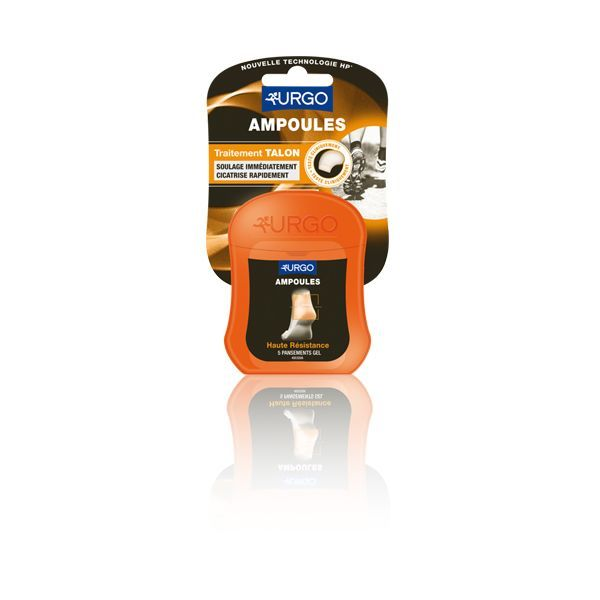Ampoules Talon Seconde peau au meilleur prix| Urgo