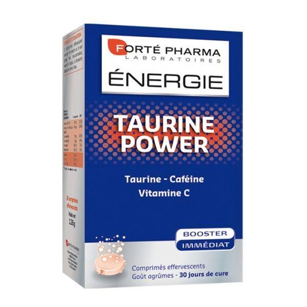 Energie Taurine Power à prix bas| Forté Pharma