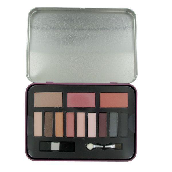 Palette Maquillage Métal Face Basic au meilleur prix| Tentation