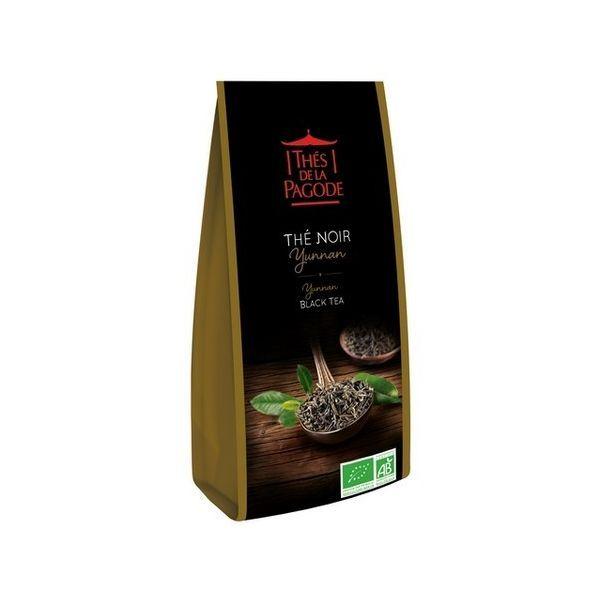 Thé Noir Yunnan bio 100gr à prix bas| Thés de la Pagode