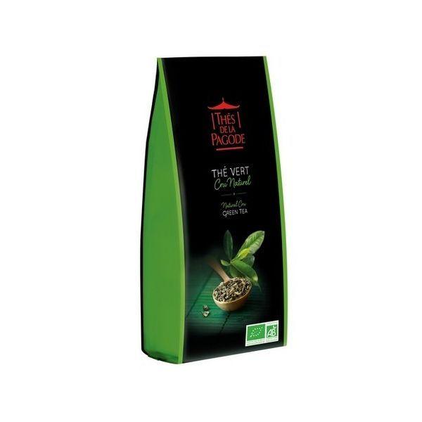 thé vert cru original bio 100gr au meilleur prix| Thés de la Pagode