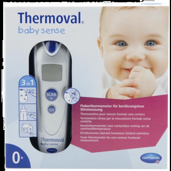 Achetez Thermoval Thermomètre Electronique sans Contact moins cher
