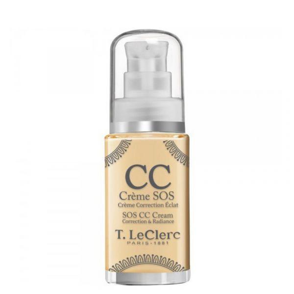 CC Crème Correction éclat SOS lumière - Banane au meilleur prix| TLeclerc