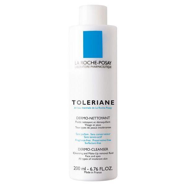 Tolériane Fluide Dermo-Nettoyant  200 ml  au meilleur prix| La Roche Posay