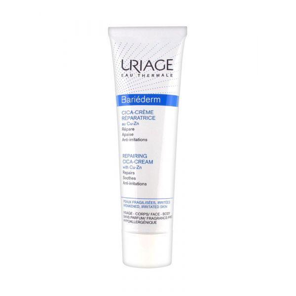 Bariéderm Cica-Crème Réparatrice 100ml à prix discount| Uriage