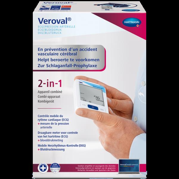 Achetez au meilleur prix Veroval Connecté mesure du rythme cardiaque et de la pression artérielle