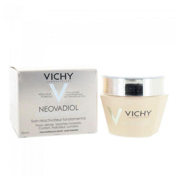 Néovadiol Complexe Substitutif Soin Réactivateur Fondamental Peaux Normales à Mixtes 50ml  à prix bas| Vichy