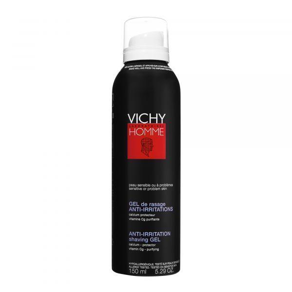 Homme Gel De Rasage Anti-Irritations 150ml à prix discount| Vichy