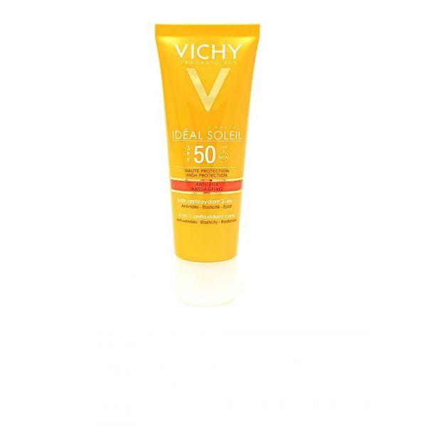 Ideéal Soleil SPF50 anti-âge de Vichy