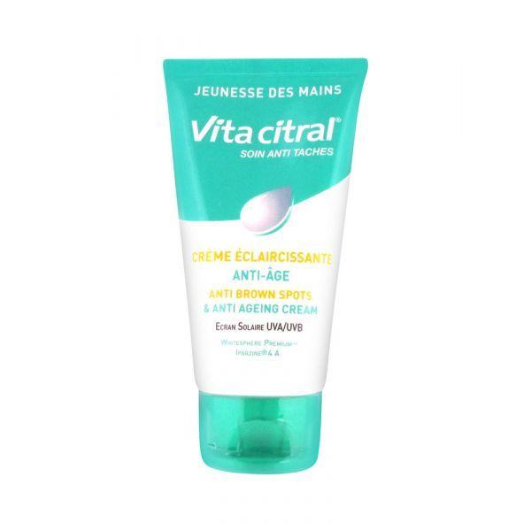 Crème Eclaircissante Anti-Tâches 75ml au meilleur prix| Vita Citral
