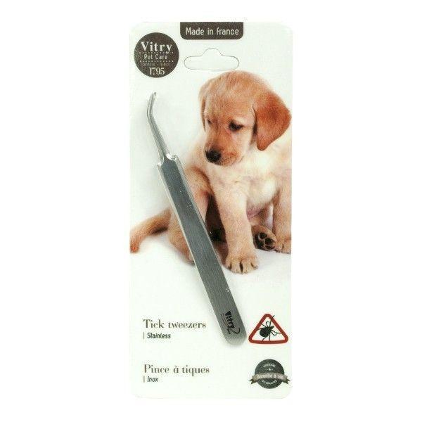 Pince à Tiques Inox 1028TIQ moins cher| Vitry