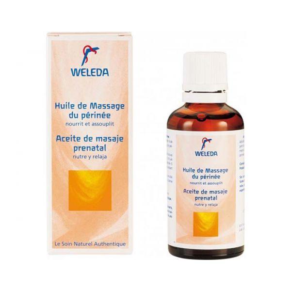 Huile de Massage du Périnée 50ml au meilleur prix| Weleda
