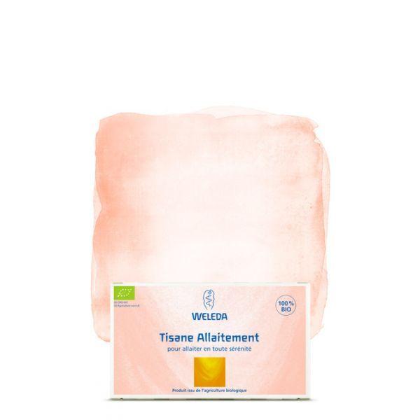 Tisane allaitement BIO 20 sachets  à prix bas| Weleda