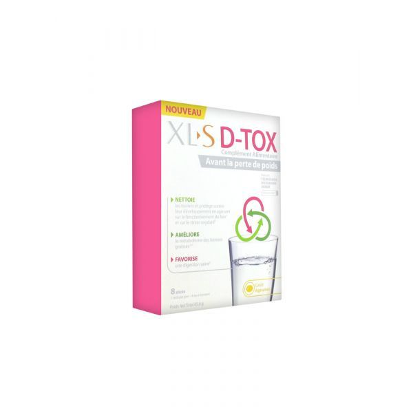 D-Tox de XLS Medical