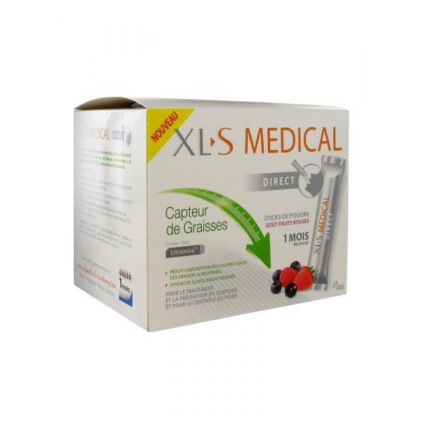 90 Sticks moins cher  Xl-S Medical
