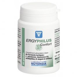 ERGYPHILUS CONFORT 60 GELULES à prix bas| NUTERGIA