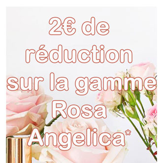 Rosa angelica promotion
