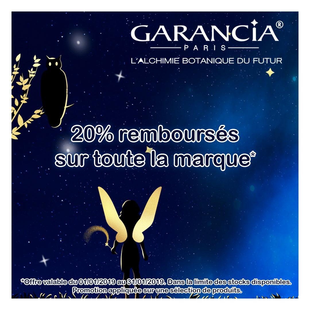 Promo Garancia Janvier