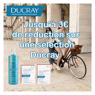 Ducray promotion
